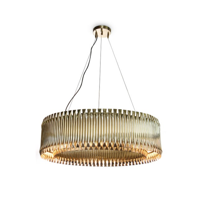 Covet Paris Matheny Chandelier For Sale - Image 9 of 12