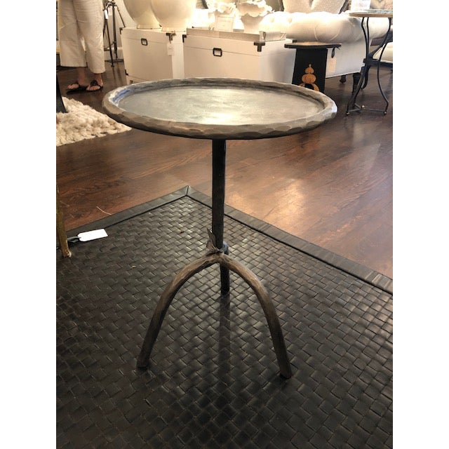 Modern Béziau Side Table For Sale - Image 4 of 5