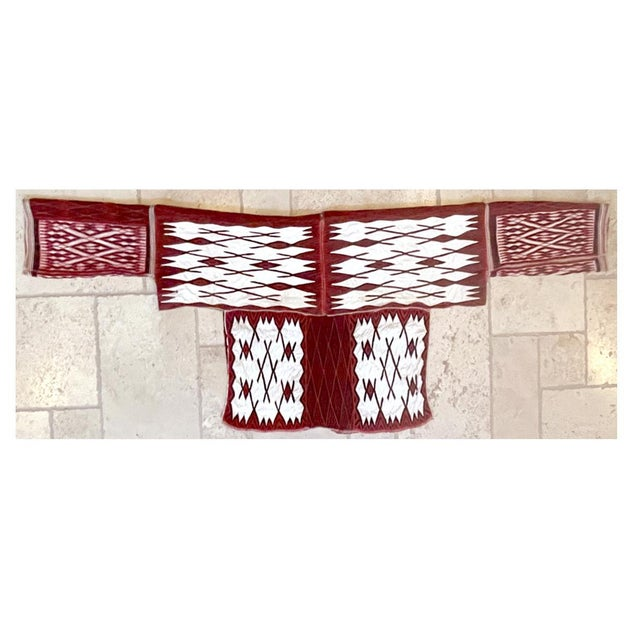 Mid 20th Century Ceremonial Cape Textile Art from Miao People For Sale - Image 5 of 13