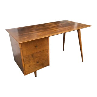 1950s Mid-Century Modern Paul McCobb for Winchendon Tanker Desk
