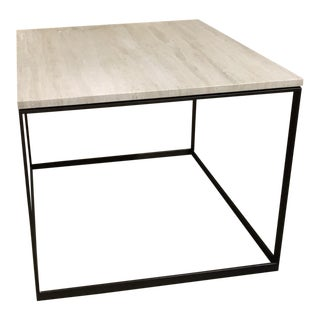 Modern Mitchell Gold + Bob Williams Allure Side Table For Sale