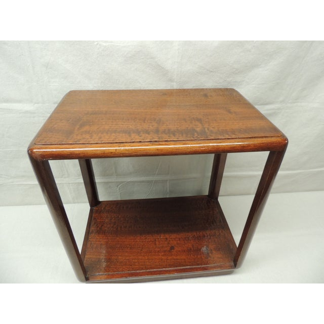 Mid-Century Modern Dunbar Side Table - Image 3 of 3