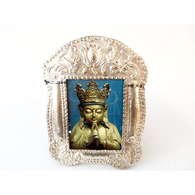Colonial Style Silver Picture Frame - Image 7 of 8