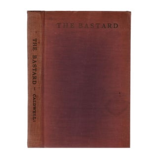 "1929 ""Limited Edition, the Bastard"" Collectible Book For Sale"