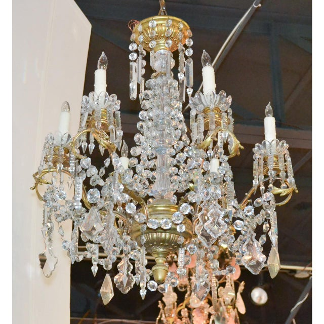 19th Century French Louis Xv Chandelier Image 3 Of 9