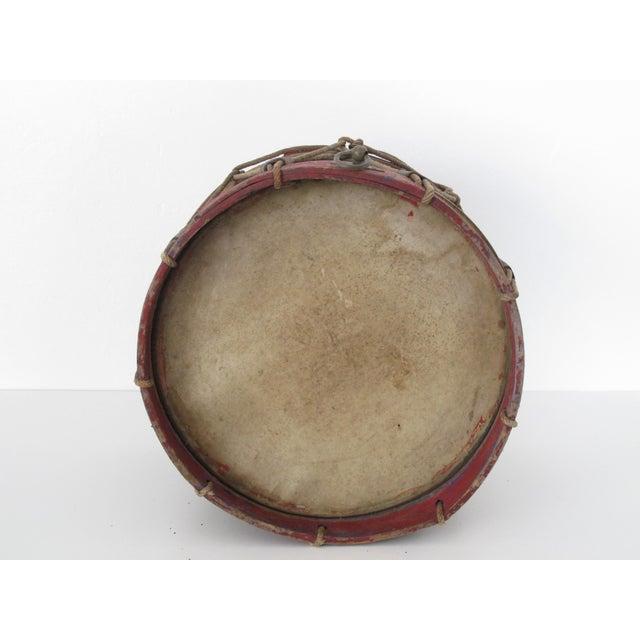18th-Century Antique Drum - Image 7 of 8