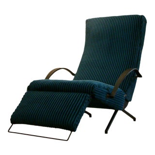 Osvaldo Borsani Tecno P-40 Lounge Chair For Sale