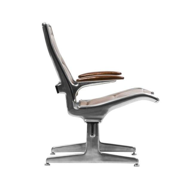 Eames for Herman Miller Tandem Sling Chair - Image 3 of 4