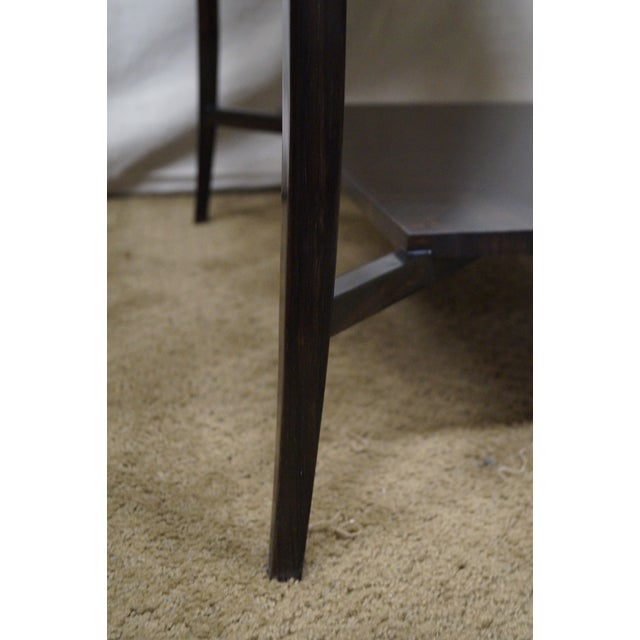 Jonathan Charles 1 Drawer Directoire End Table - Image 9 of 10