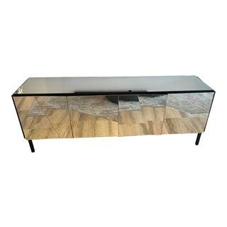 Giovanni Garattoni Tonelli Contemporary Mirrored Sideboard For Sale