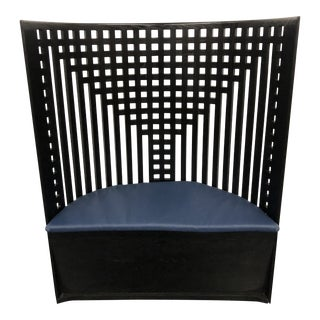 21st Century Charles Rennie Mackintosh Willow Chair For Sale
