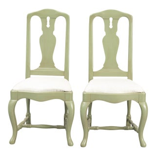 1950s Vintage Baroque Chairs- A Pair