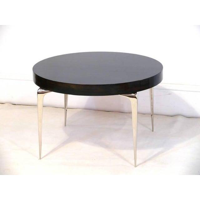 Custom CF Modern Stiletto Side Table - Image 5 of 6