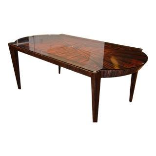 Dakota Jackson Custom Hearaldic Dining Table For Sale
