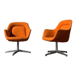 Max Pearson Knoll Swivel Chair For Sale