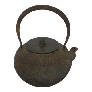 Antique Antique Tea Pot, Japan For Sale
