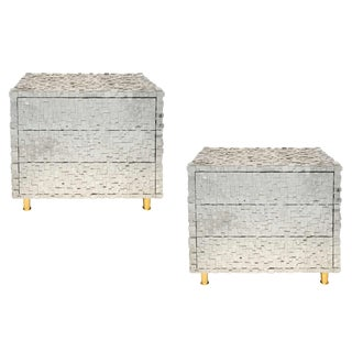 Pyrite Nightstand For Sale