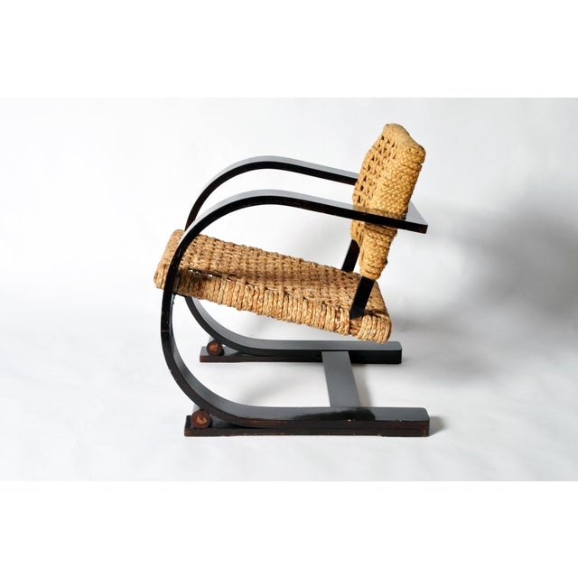 Pair of Art Deco Bentwood Arm Chairs - Image 4 of 11