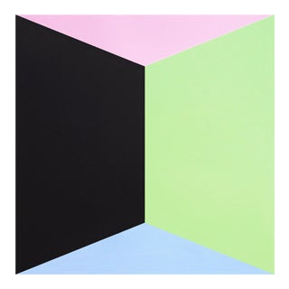 "Brent Hallard ""Box Ii"", Painting For Sale"
