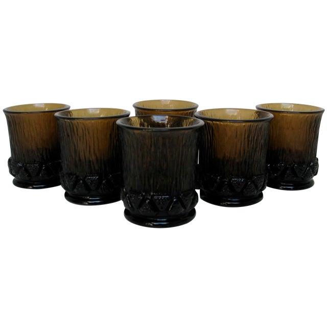 Fostoria Old Fashioned Glasses - Set of 6 - Image 1 of 7