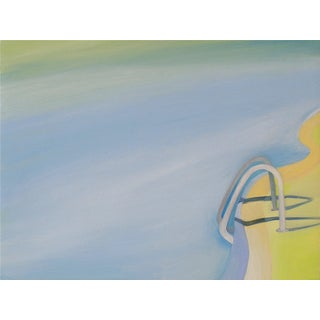 """Urso Contemporary Painting """"Nine Feet"""" For Sale"""
