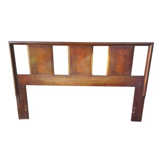 Lane Mid-Century Modern Full/Queen Headboard For Sale