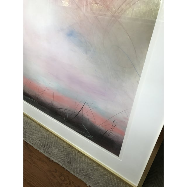 Aleah Koury Skyscape Painting For Sale - Image 9 of 11