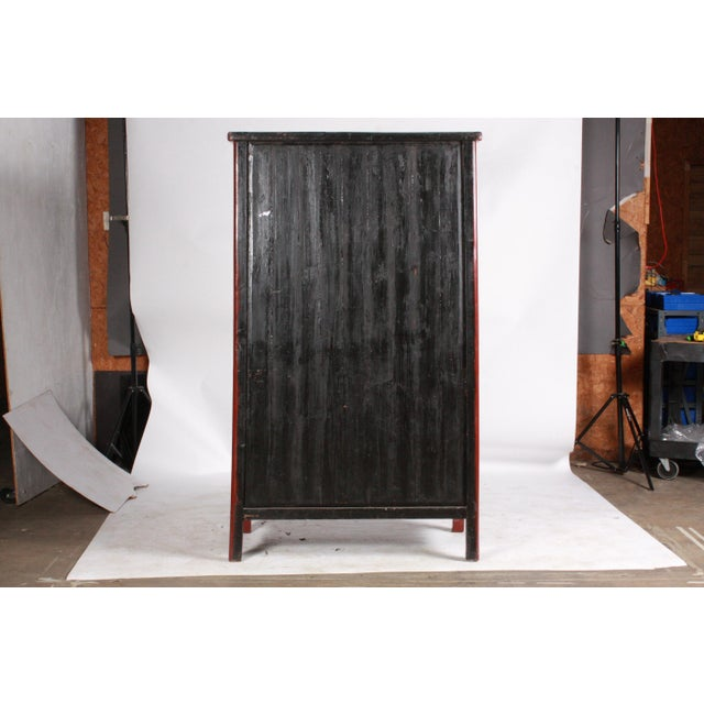 Ming-Style Wedding Cabinet For Sale - Image 10 of 11