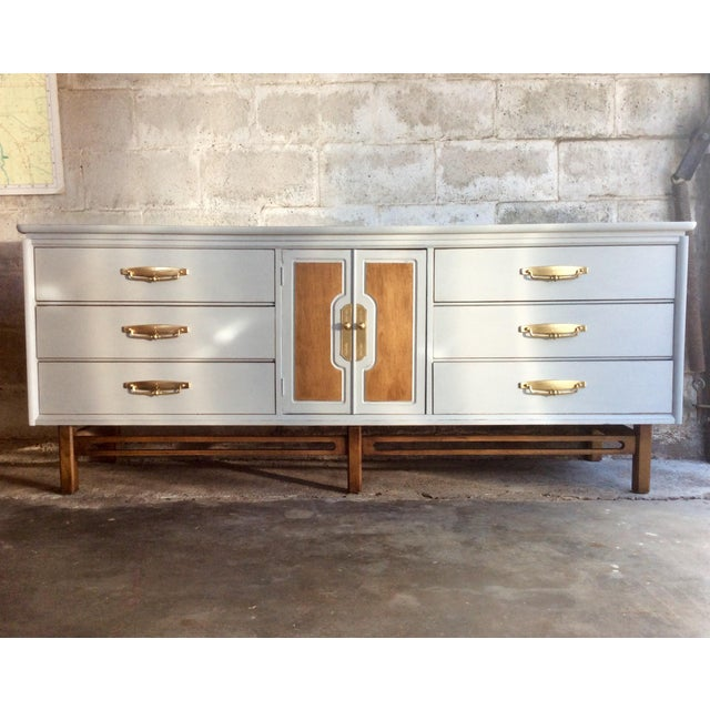 Mid-Century Modern Credenza or Buffet - Image 2 of 9