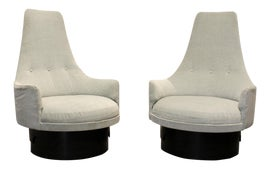 Image of High Back Accent Chairs