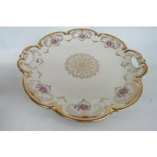 Mid 20th Century Pasco Tirschenreuth Pt Bavaria German Porcelain Plate Preview