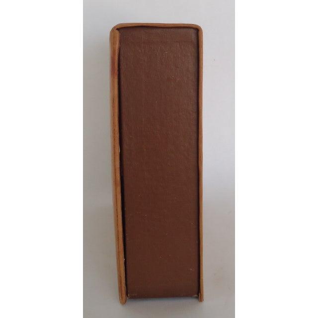 Vintage Leather New York Souvenir Box - Image 6 of 8