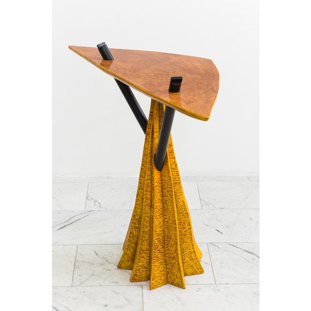 Contemporary Wendell Castle, Foyer Console Table, USA, 2003 For Sale - Image 3 of 9