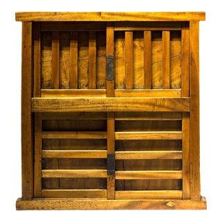 Cho Dansu Japanese Antique Furniture Tansu Merchant Chest Storage For Sale