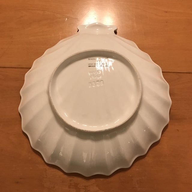 Large Italian Shell Bowl - Image 6 of 11