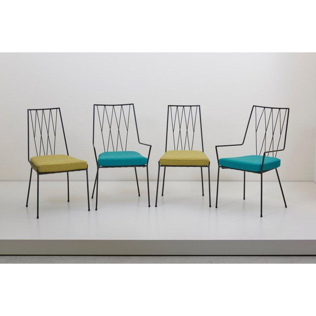 Set of Four Paul McCobb Pavilion Collection Chairs for Arbuck, Usa, 1953 For Sale - Image 13 of 13