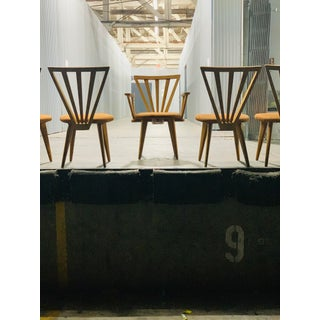 Mid Century Dining Chairs - Set of 5 Preview