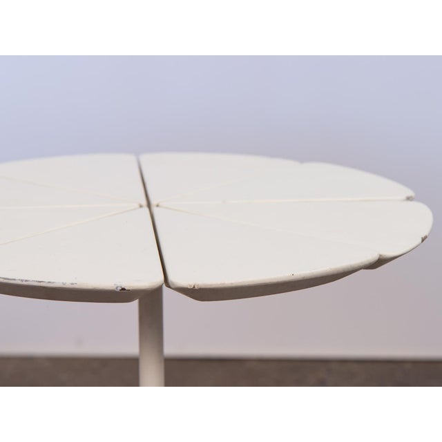 1960s Richard Schultz Petal End Table for Knoll For Sale - Image 5 of 8