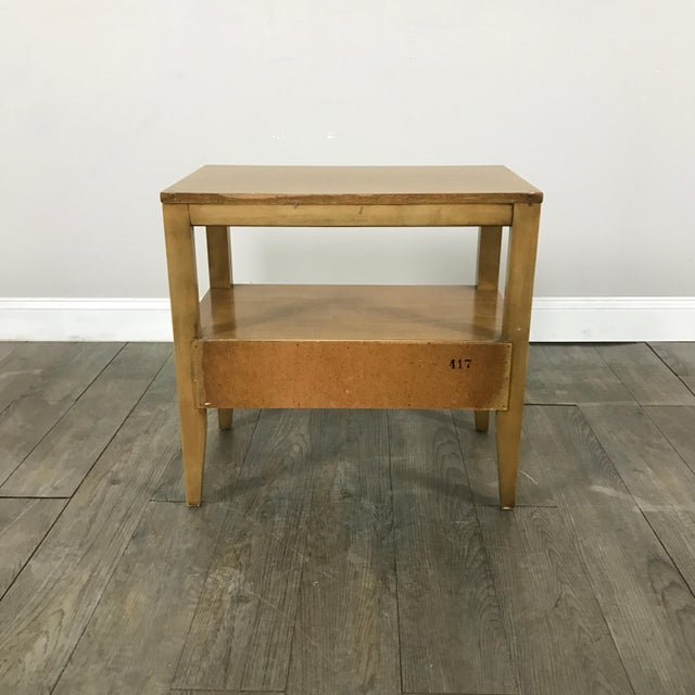 Mid Century Nightstands - a Pair - Image 9 of 11
