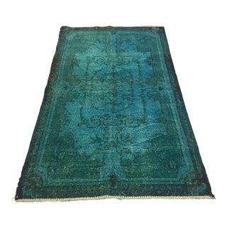 """Anatolian Turkish Area Carpet - 3'10"""" x 6'8"""""""