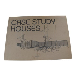 The Case Study Houses Published by Taschen Photos by Julius Schulman For Sale