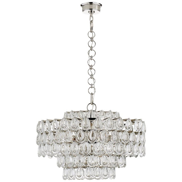Visual Comfort Liscia Chandelier For Sale