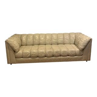 De Sede Style Sofa For Sale