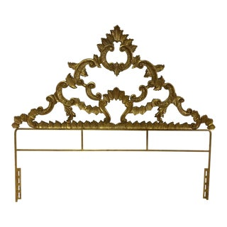 Goldleaf Headboard For Sale