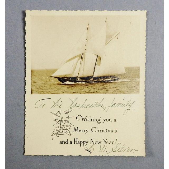 Vintage Sailing Ship Photo - Image 3 of 3