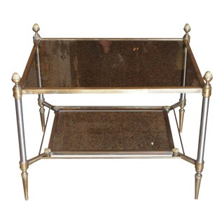 Jansen Style Coffee Table For Sale