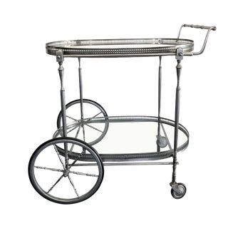 Italian Mid-Century Bar Cart