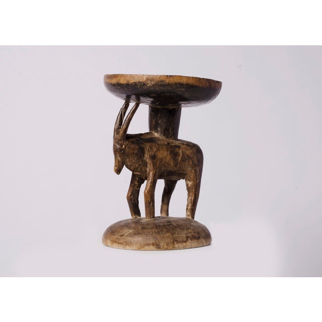 East African Oryx Sculpture - Image 2 of 5