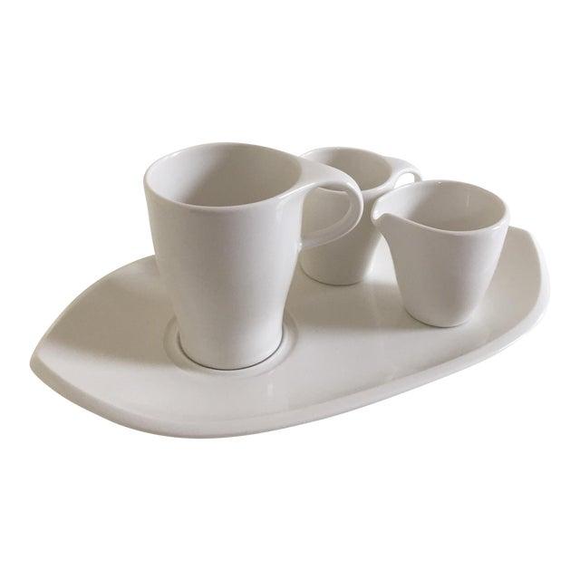villeroy boch service top villeroy and boch new wave piece caffe espresso set service for with. Black Bedroom Furniture Sets. Home Design Ideas