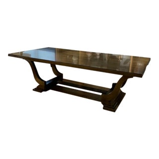 Duchampls Maple Dining Table From Kravet Furniture For Sale